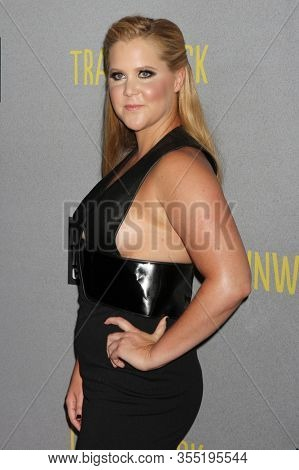 NEW YORK - JUL 14: Amy Schumer attends the world premiere of