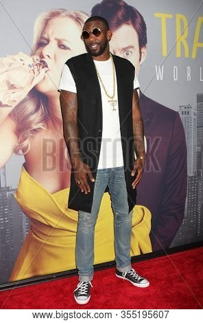 NEW YORK - JUL 14: Amar'e Stoudemire attends the world premiere of
