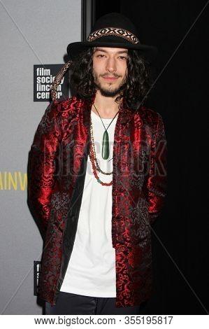 NEW YORK - JUL 14: Ezra Miller attends the world premiere of