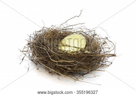A Concept Based On Longterm Investments Of The Cryptocurrency Bitcoin Utilizing A Birds Nest And Gol