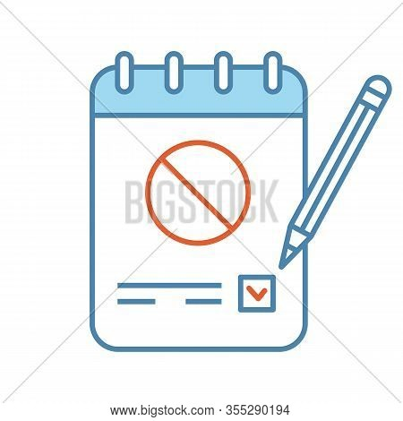 Petition Color Icon. Collecting Signatures. Protest Vote. Protest Action Support. Public Appeal. Bal