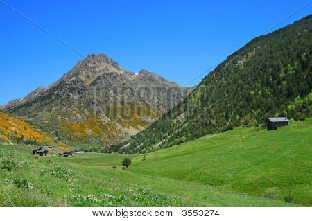 Vall D'Incles (Andorra)
