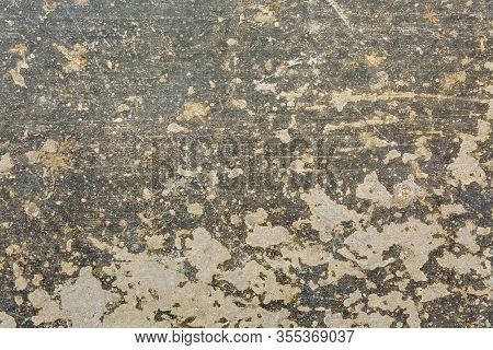 Close Up Shot Of A Grunge Concrete Texture Background, Great Background For Your Next Project.
