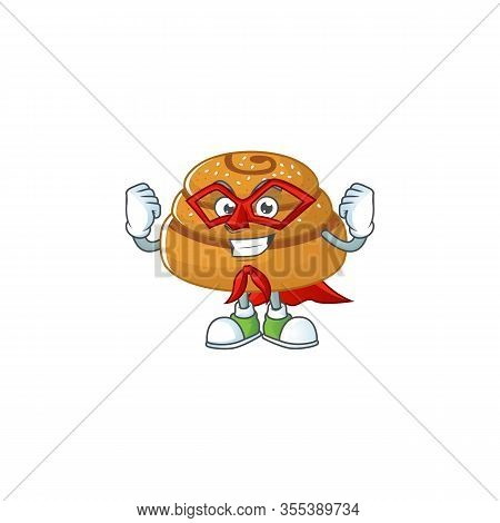 A Picture Of Kanelbulle Dressed As A Super Hero Cartoon Character