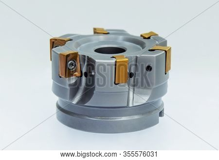 Metal Cutting Tools.  End Milling Cutter
