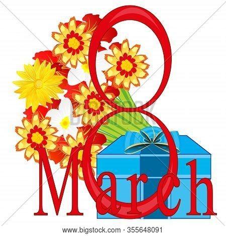 International Feminine Holiday Of The Eighth March