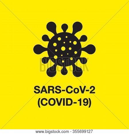 Sars Cov 2. 2019-ncov Novel Coronavirus Concept. Vector Pandemic