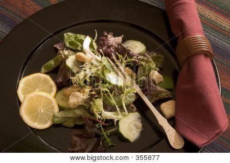 Salad_wlemons