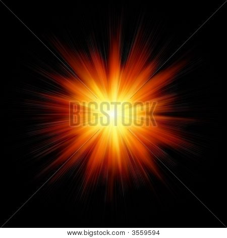 Star Burst Fire