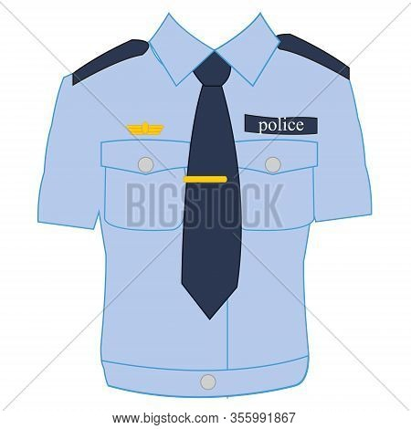 Year Shirt Of The Employee To Police Bodies