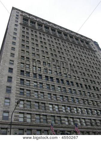 Skyscraper In Chicago