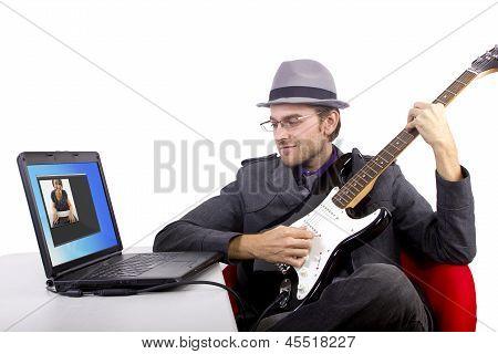 Serenading Online