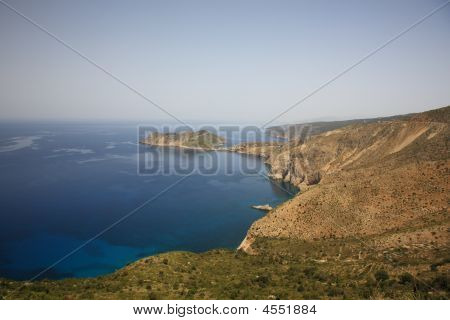 Looking Over To Assos