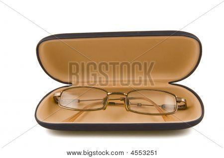 Glasses Are In   Case