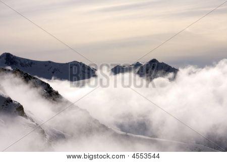 Views Around Whistler And Blackcombe Canada