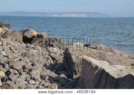 View at Isle of Wight