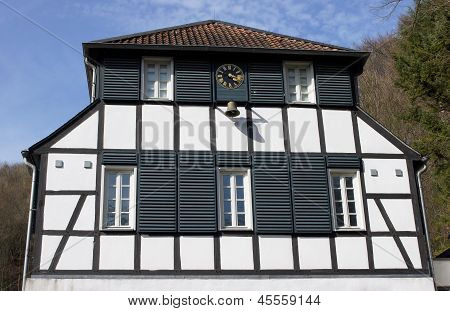 Half-timber House, Germany