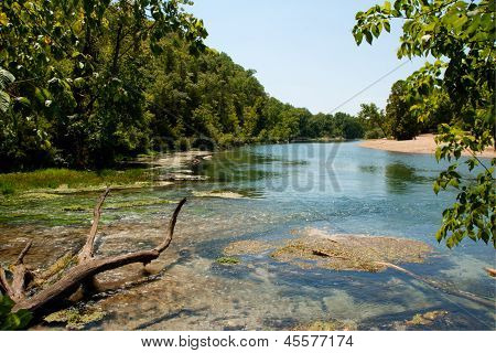 Alley Springs Scenic Bend
