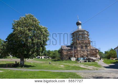 Ryliskiy Nikoliskiy Male Priory. Rekonstrukciya.