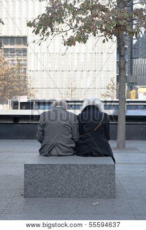 9-11 Memorial New York City