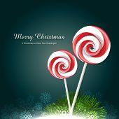 vector candy lollipop design illustration poster