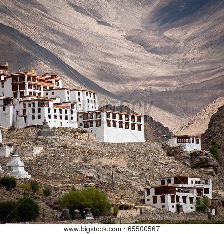 Buddhist Heritage, Likir Monastery. India