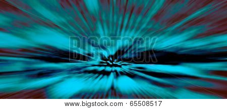 Hyperspace Motion