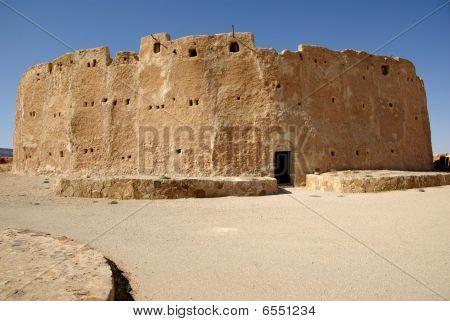 Berber granary in Libya