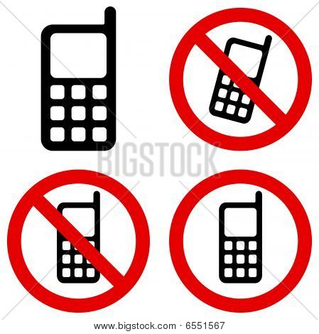 Mobile Phone Prohibition