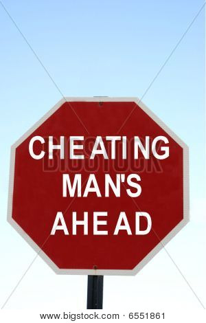 Cheating Man's