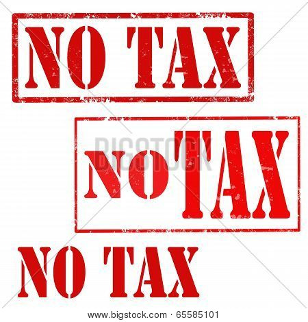 No Tax-stamps