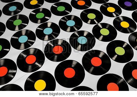 Music - Vinyl records