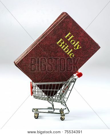 Shopping For Religion.
