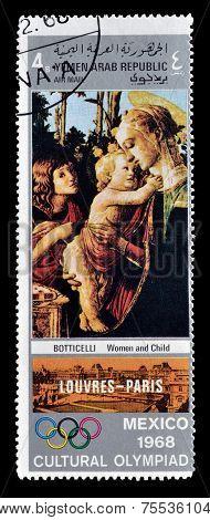 Women and child 1968
