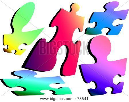 Jigsaw Men