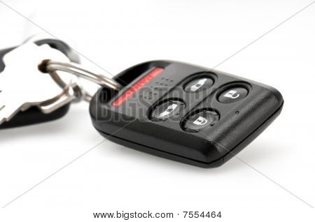 Keyless Car Intro