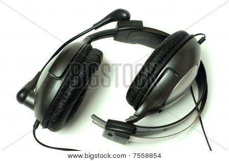 The Broken Headphones