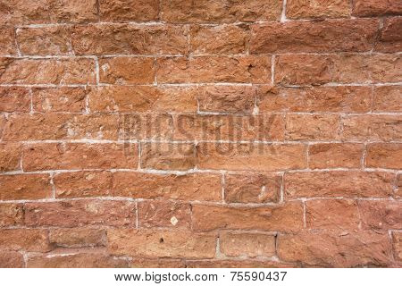 Ancient Italian brick work