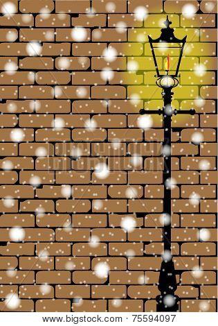 Lamplight Christmas