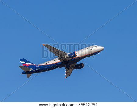 Airbus A320 Kurchatov