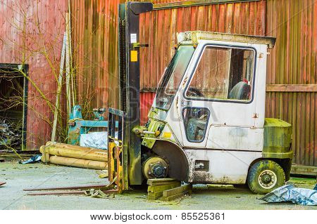 Old Fork Lift