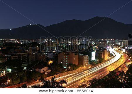 Lovely Night in Caracas