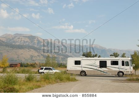 RV  out west