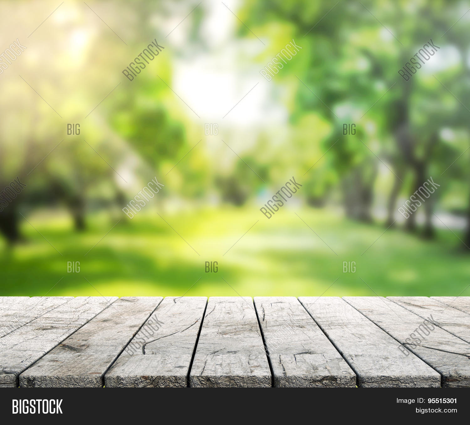 Table Top Blur Nature Image u0026 Photo (Free Trial)  Bigstock
