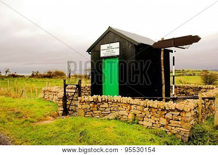Tully Customs and Excise Station, Co. Donegal Ireland,