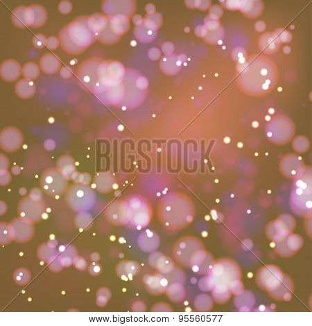 Light purple background