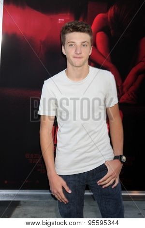 LOS ANGELES - JUL 7:  Jake Short at the