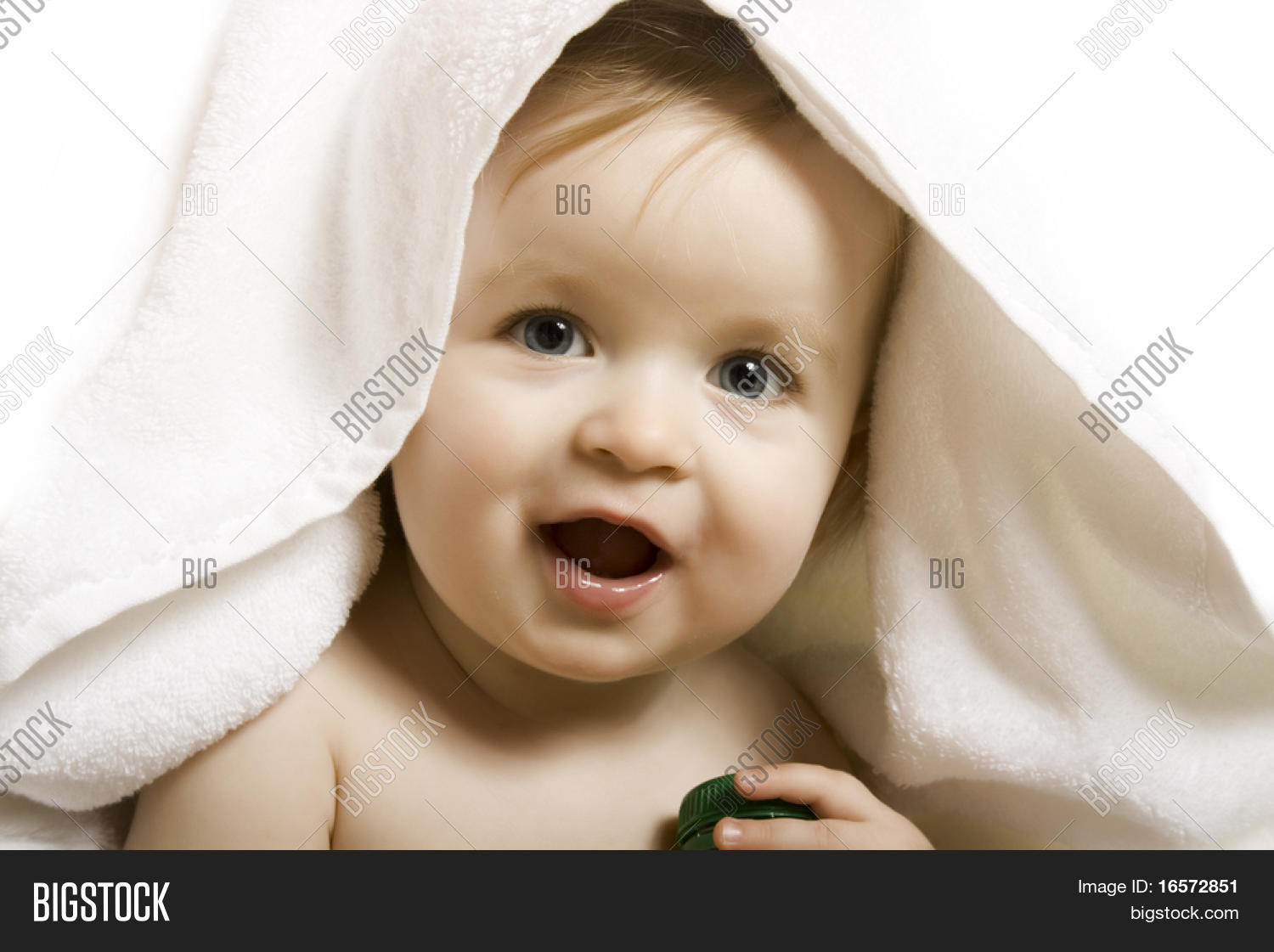 Baby After Bath. Image & Photo (Free Trial) | Bigstock