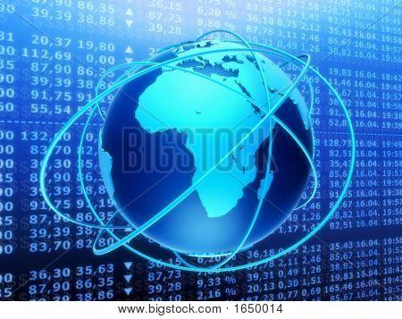 Mercado de ações global
