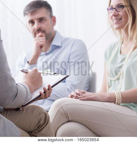 Taking Advice At Psychiatrist